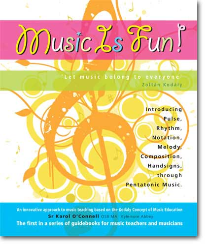 Music Is Fun Guidebook for Teachers